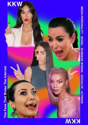 Kim Kardashian<sup>CM</sup><span>2019</span>